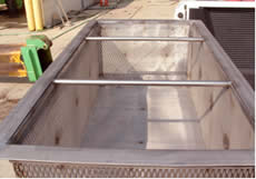 Stainless Steel Debris Baskets