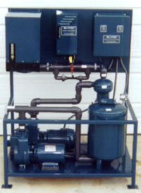 ORS Series Wash Water Recycling and Filtration System