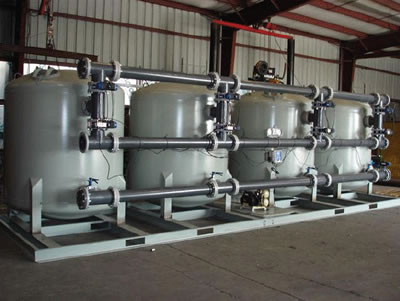 Water Oil Filtration Management Systems