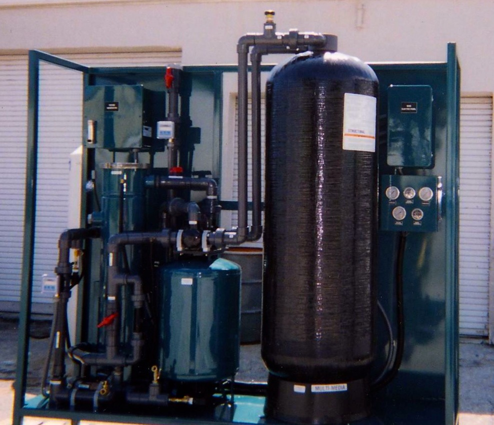Water Reclaim Systems-RPS Series Reclaim Systems