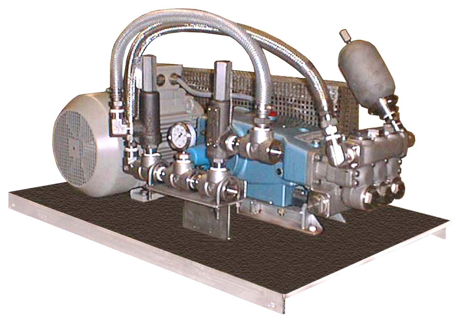 Custom Engineered Cleaning & Pumping Systems