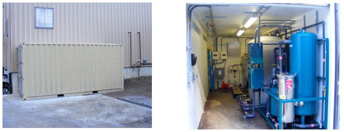 Transportable Equipment Room (TER)