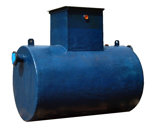 Oil Water Separator for Stormwater