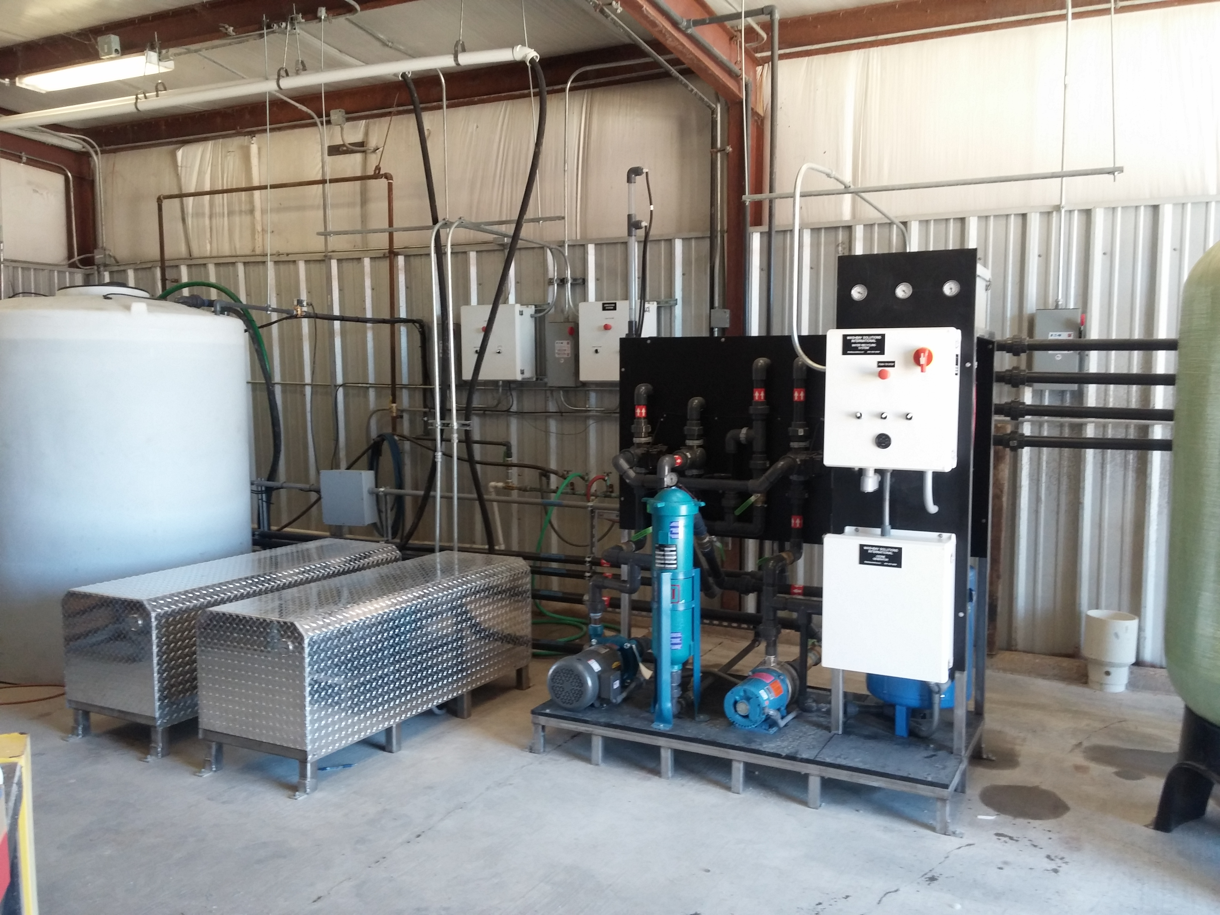 CT Series Wash Water Treatment