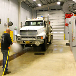 Truck Wash Water Treatment System