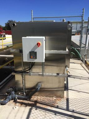 Clarifier Oil Water Separator System