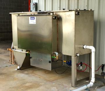 SPT-10 Clarifier Oil Water Separator System