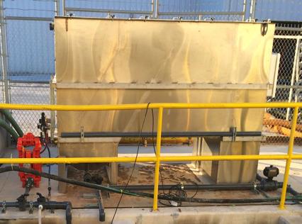 SPT-50 Clarifier Oil Water Separator System