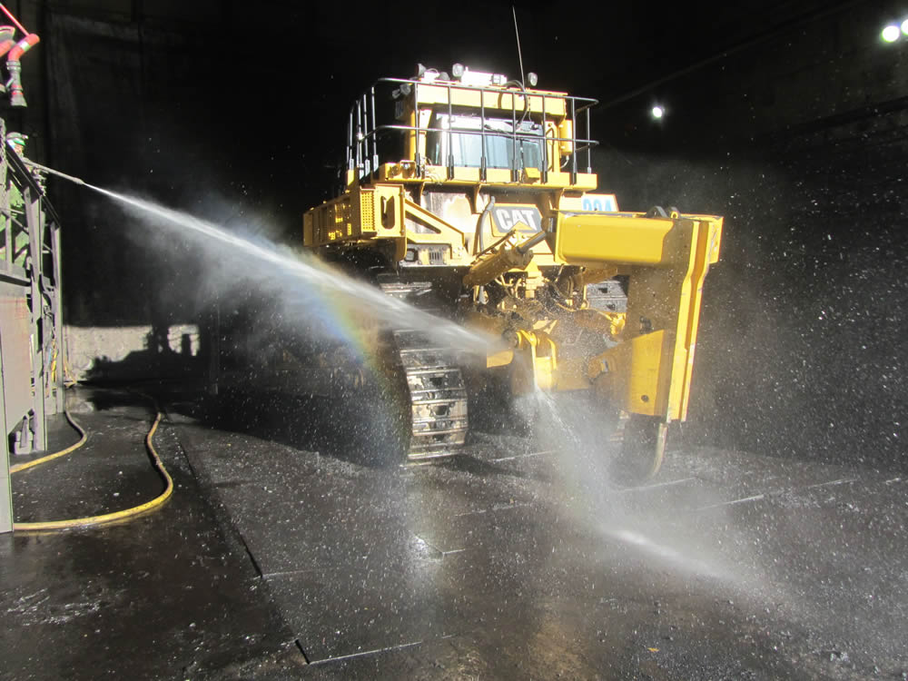 Heavy Washing Demucking Water Cannon - Model Number: DM-30/60/1000