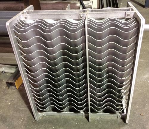 New CF-CP Media (Cross-Flow/Corrugated Plate) Oil Water Separator Media