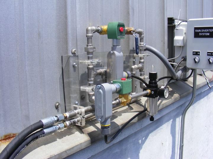 Rain Diverter System (RDS)