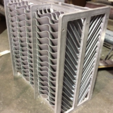 CF-CP Media (Cross-Flow/Corrugated Plate) Oil Water Separator Media